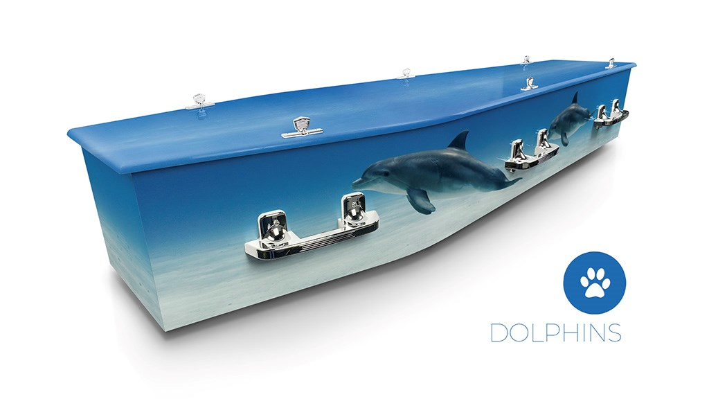 Dolphin - Lifestyle Coffins