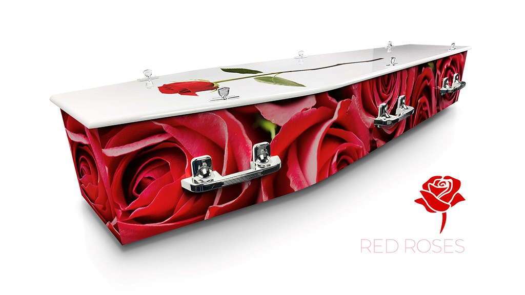 Red Roses - Lifestyle Coffins