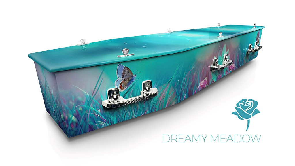 Dreamy Meadow - Lifestyle Coffins