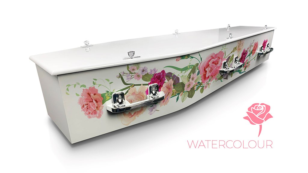 Watercolour - Lifestyle Coffins