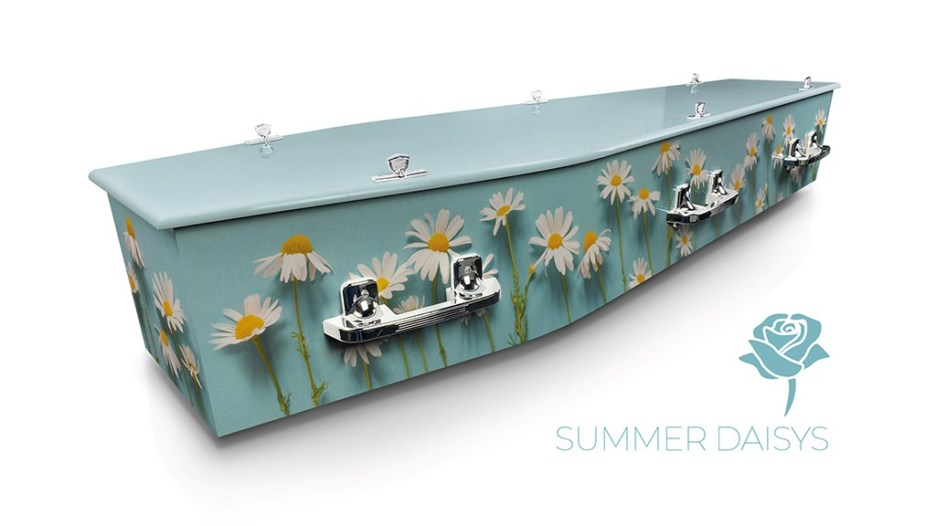 Summer Daisys - Lifestyle Coffins