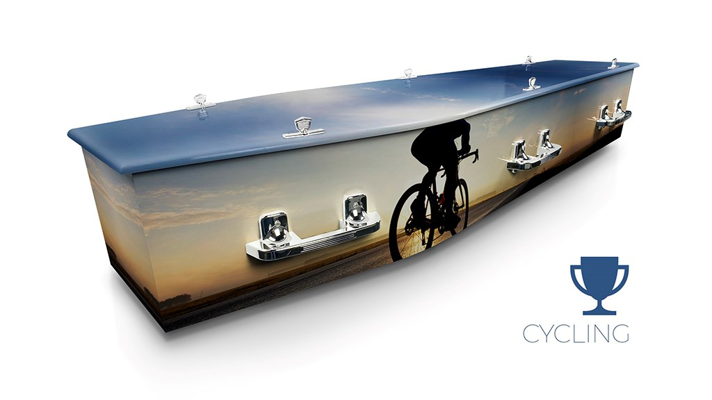 Cycling - Lifestyle Coffins