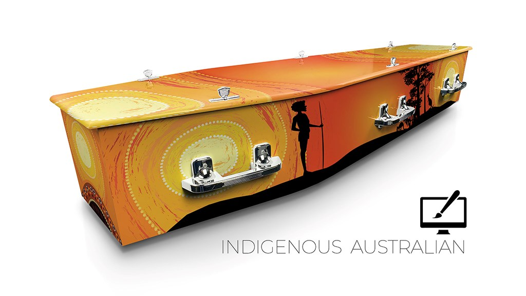 The Indigenous Australian - Lifestyle Coffins