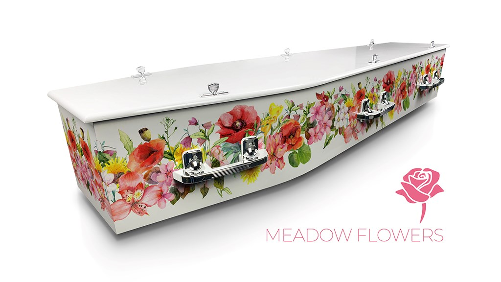 Meadow Flowers - Lifestyle Coffins