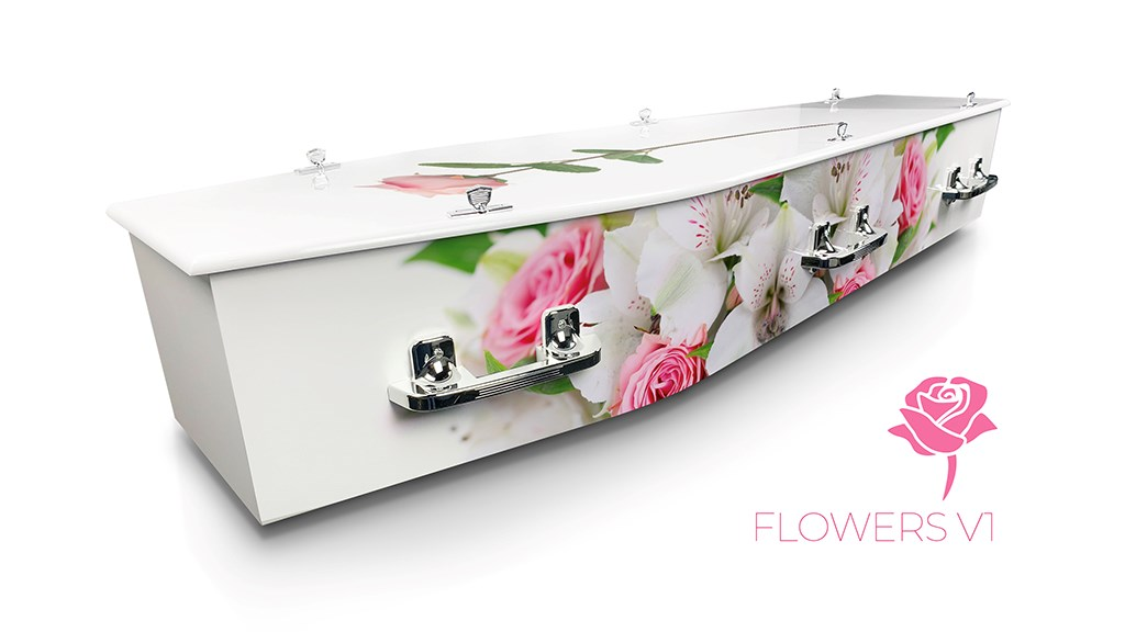 Flowers v1 - Lifestyle Coffins