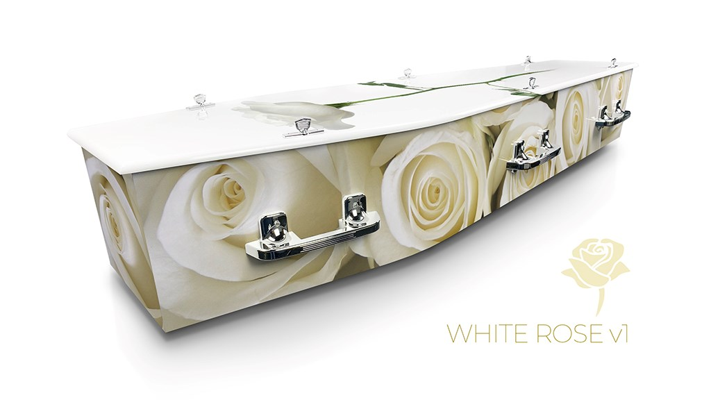 White Rose v1 - Lifestyle Coffins