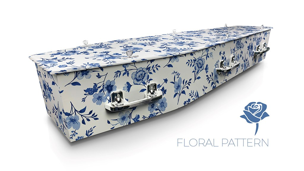 Floral Pattern - Lifestyle Coffins