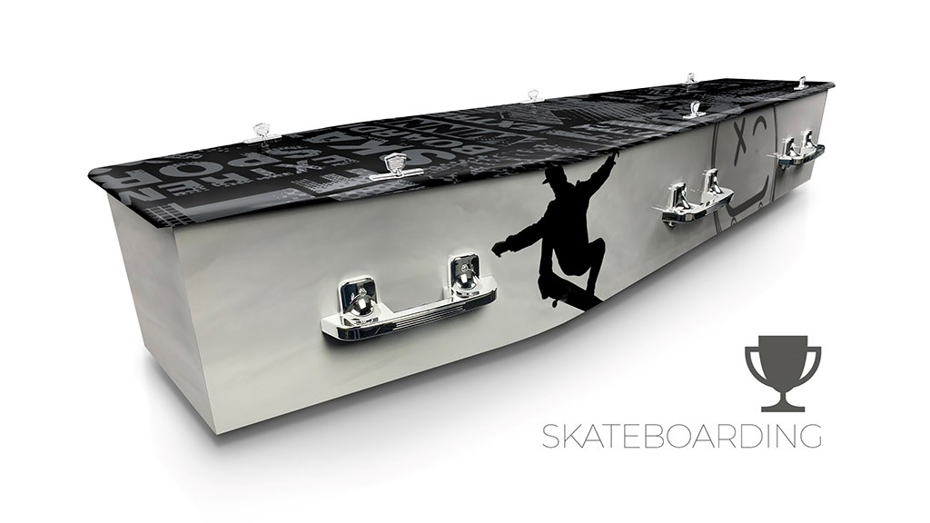 Skateboarding - Lifestyle Coffins