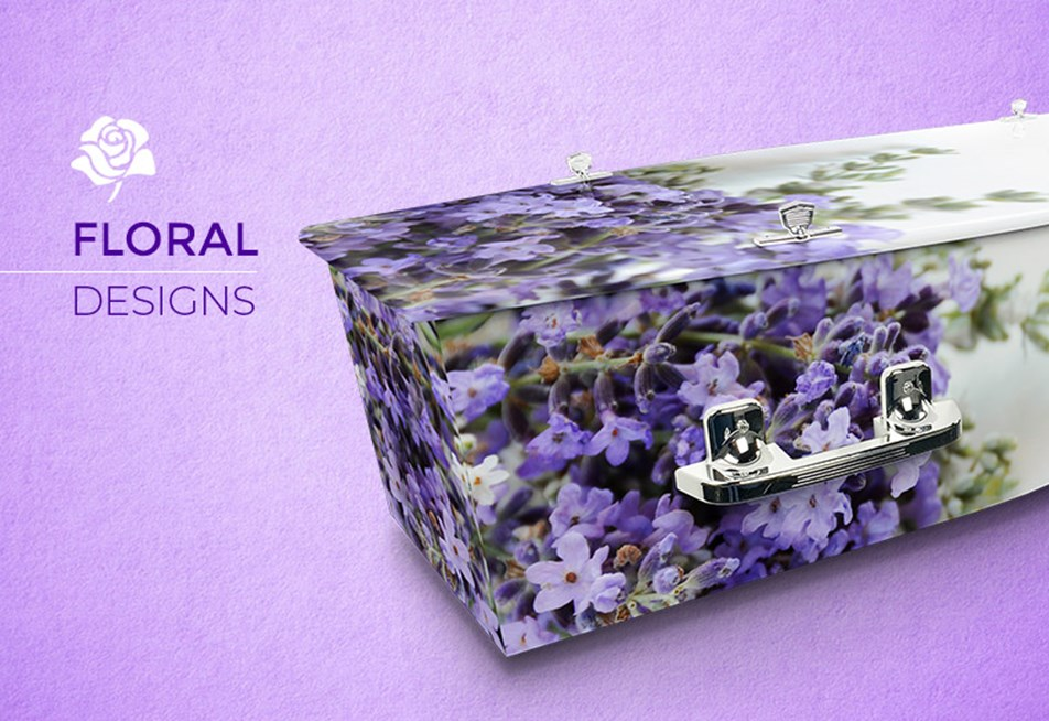 Floral Designs - Lifestyle Coffins