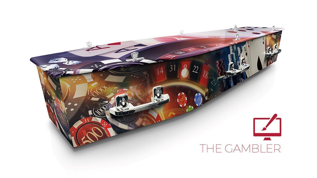 The Gambler - Lifestyle Coffins