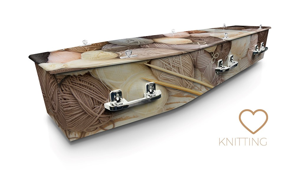 Knitting - Lifestyle Coffins