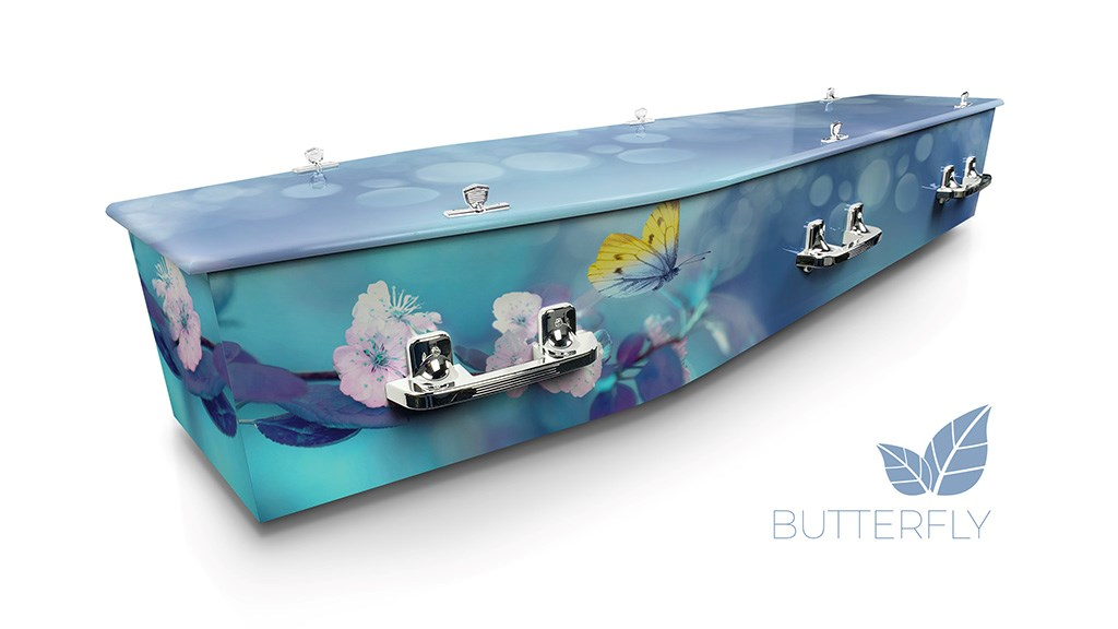 Butterfly - Lifestyle Coffins