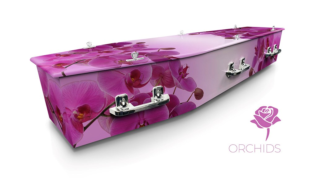 Orchids - Lifestyle Coffins