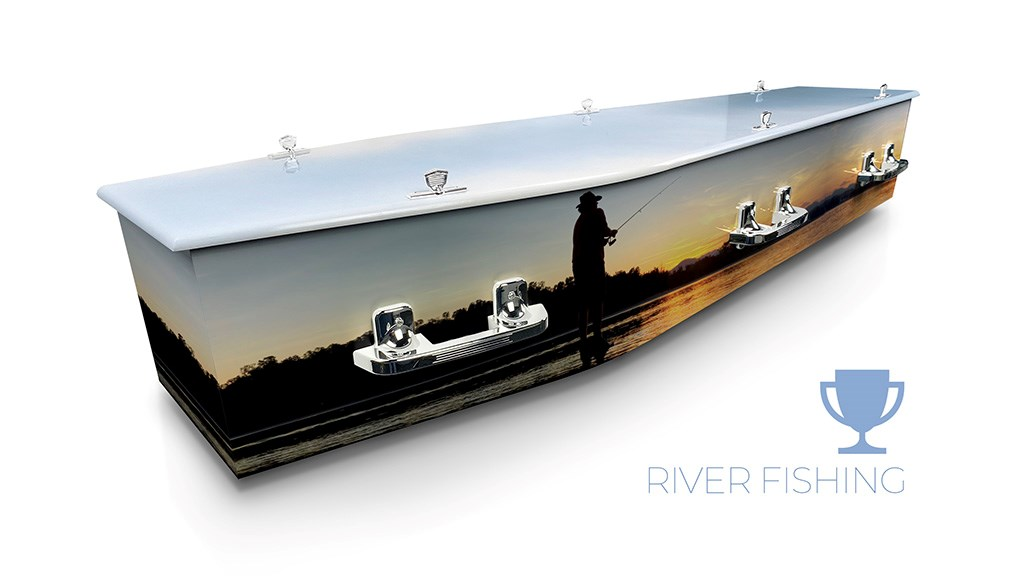 River Fishing - Lifestyle Coffins