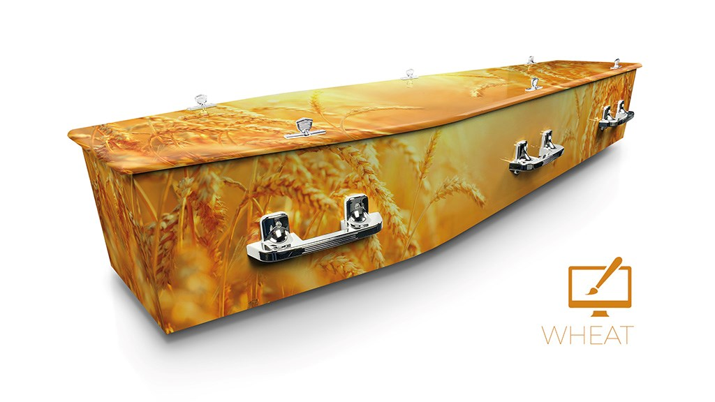 Wheat - Lifestyle Coffins
