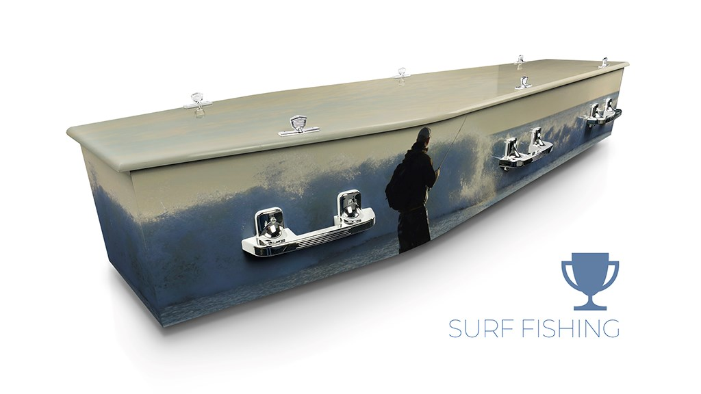 Surf Fishing - Lifestyle Coffins