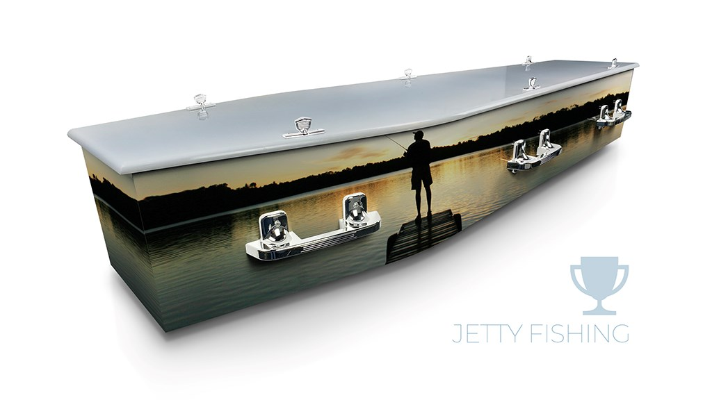 Jetty Fishing - Lifestyle Coffins