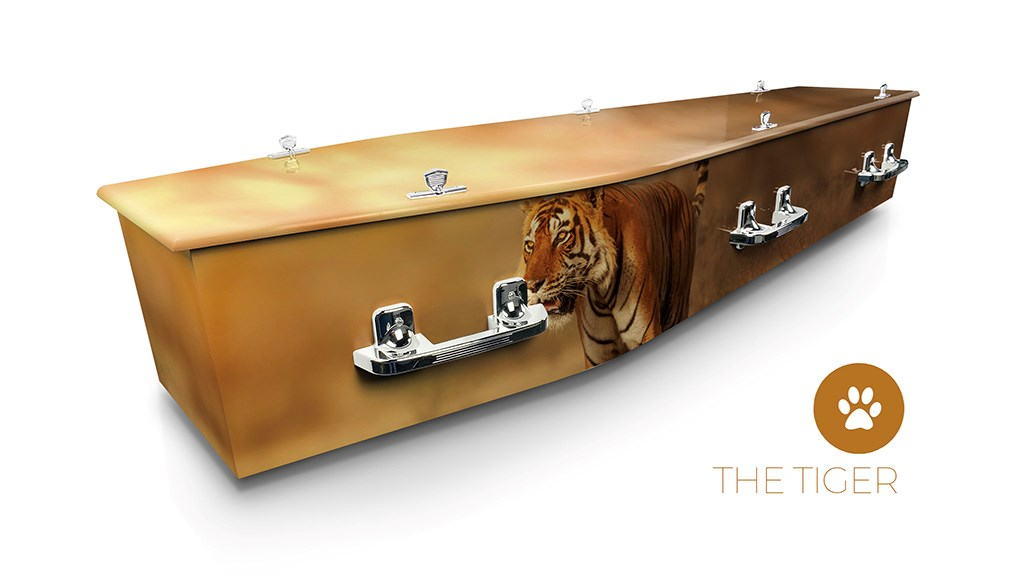 The Tiger - Lifestyle Coffins