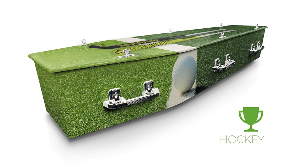 Hockey - Lifestyle Coffins