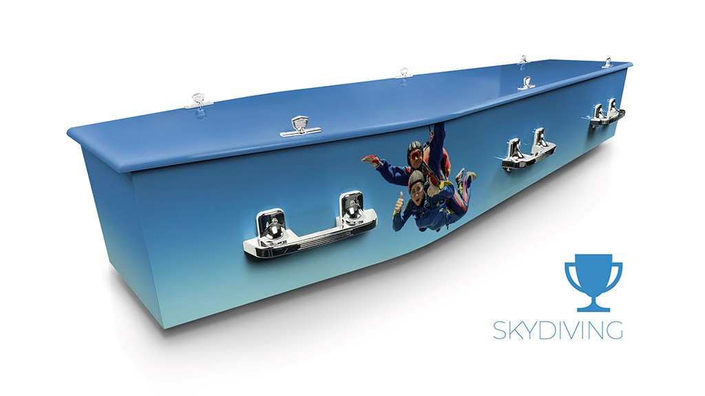 Skydiving - Lifestyle Coffins