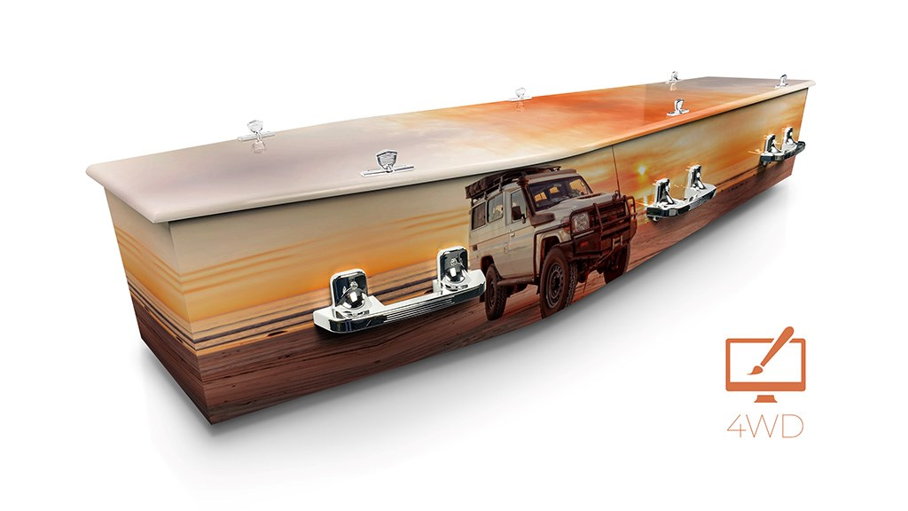 4WD - Lifestyle Coffins