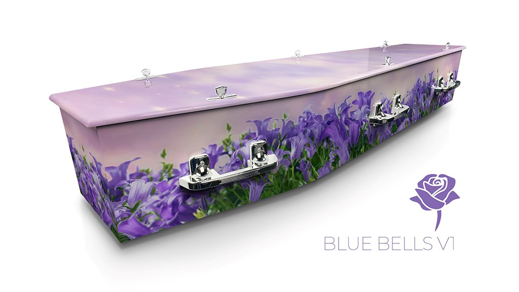 Blue Bells v1 - Lifestyle Coffins