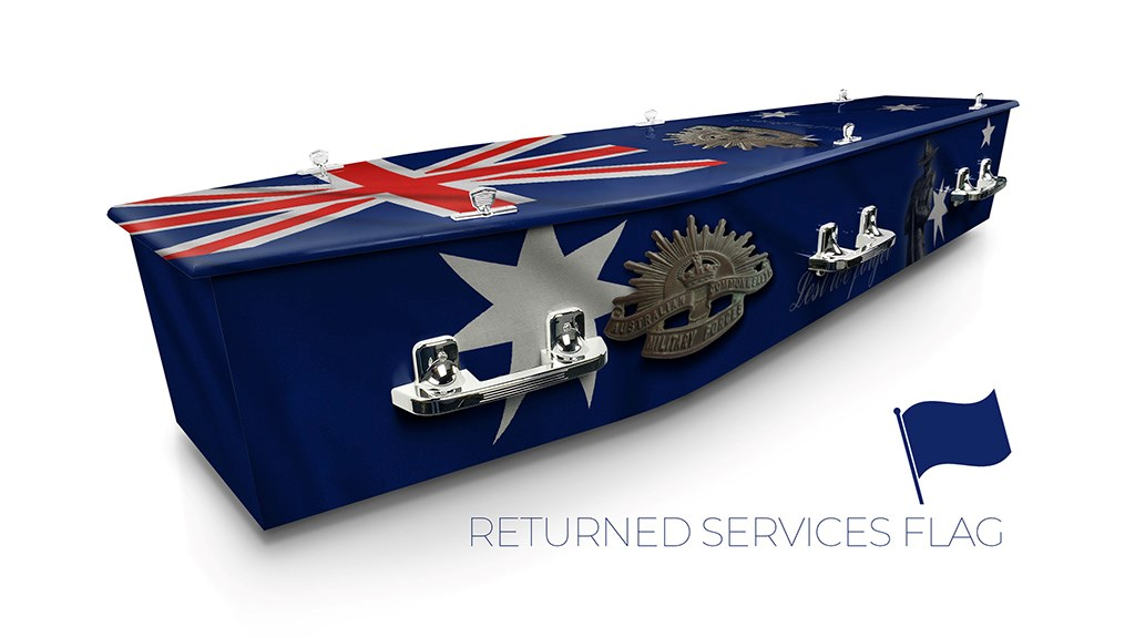 Returned Services - Lifestyle Coffins