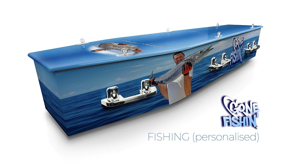 Fishing - Lifestyle Coffins