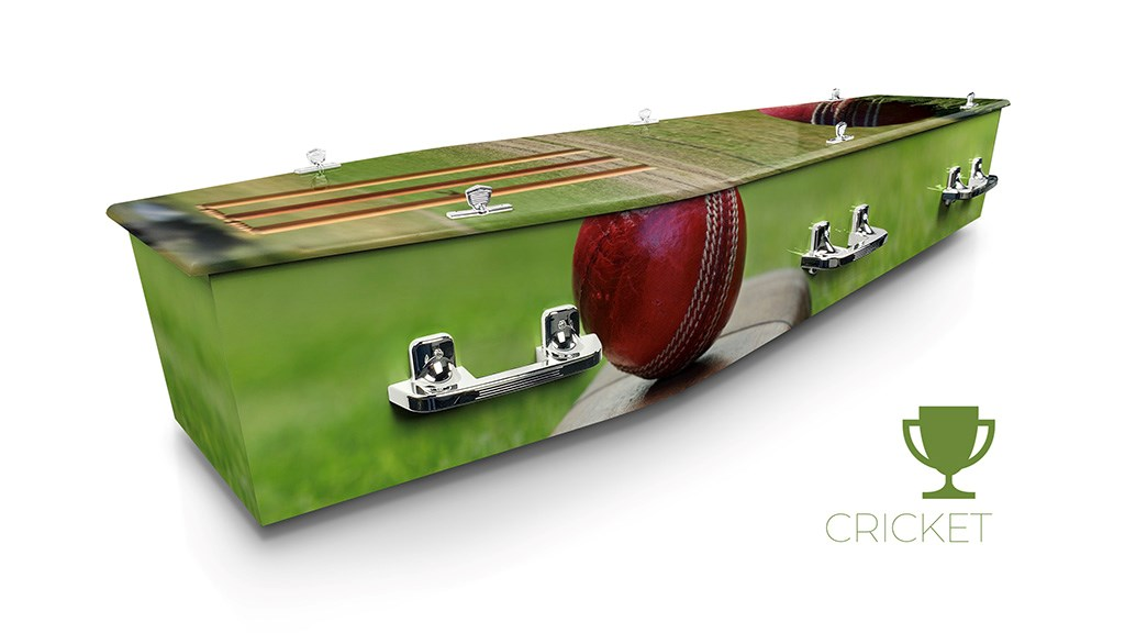 Cricket - Lifestyle Coffins