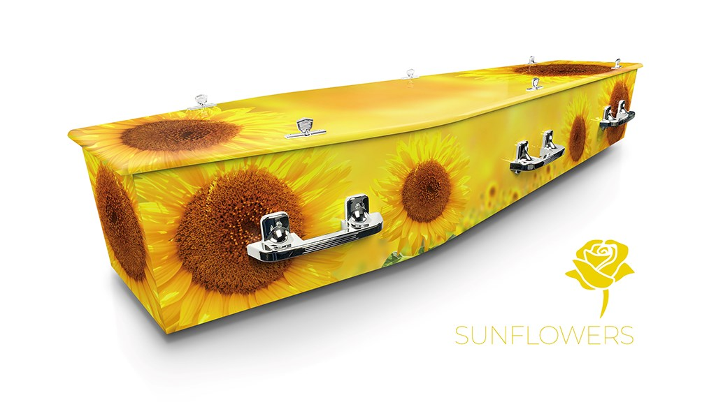 Sunflowers - Lifestyle Coffins