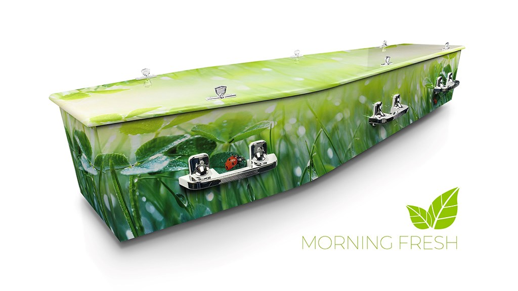 Morning Fresh - Lifestyle Coffins
