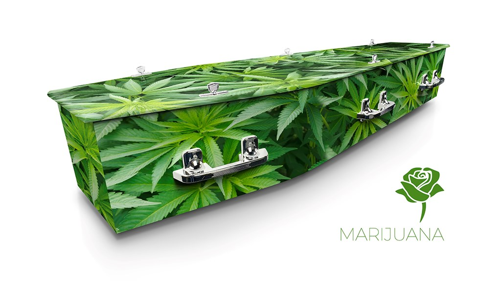 Marijuana - Lifestyle Coffins