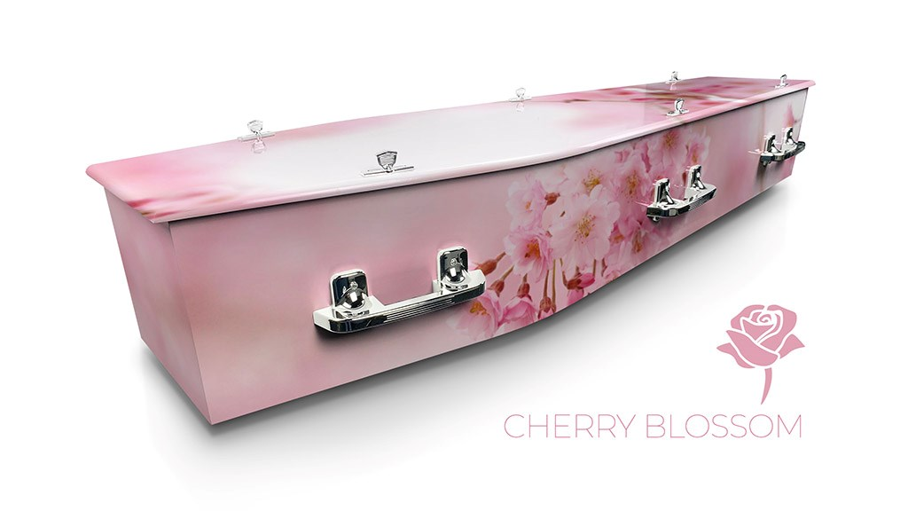 Cherry Blossom - Lifestyle Coffins