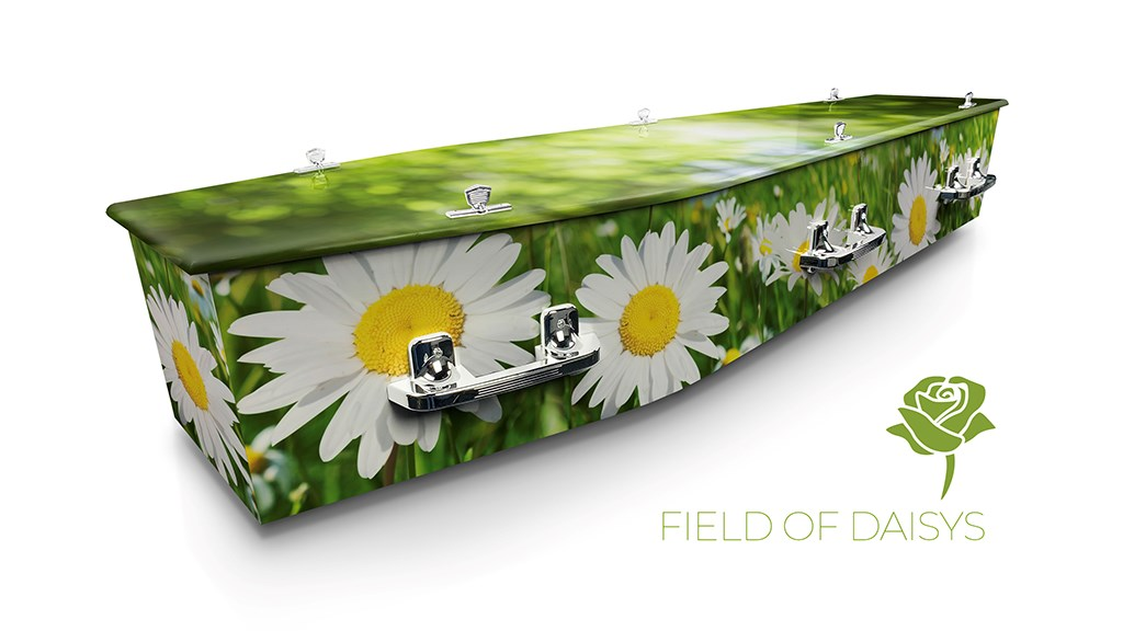 Field of Daisys - Lifestyle Coffins