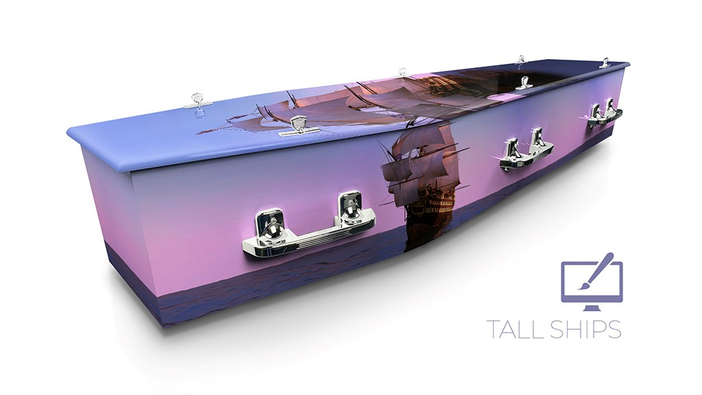 Tall Ship - Lifestyle Coffins