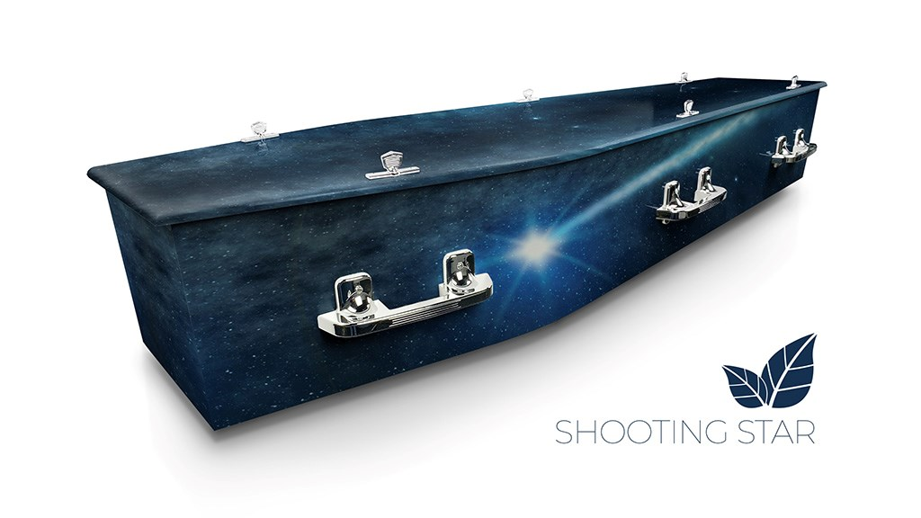 Shooting Star - Lifestyle Coffins