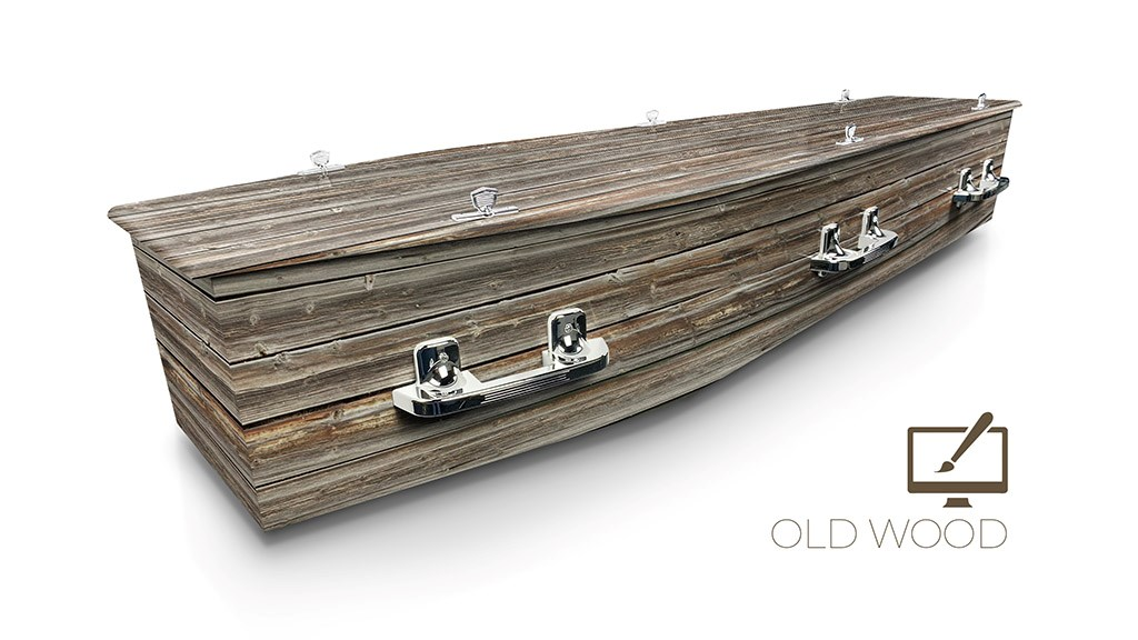 Old Wood - Lifestyle Coffins