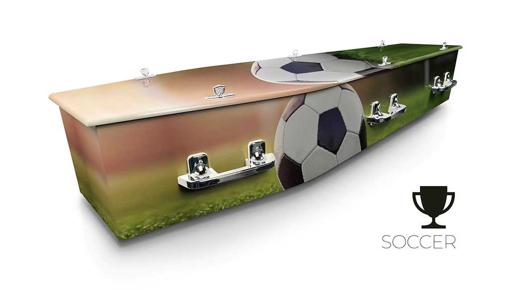 Soccer - Lifestyle Coffins