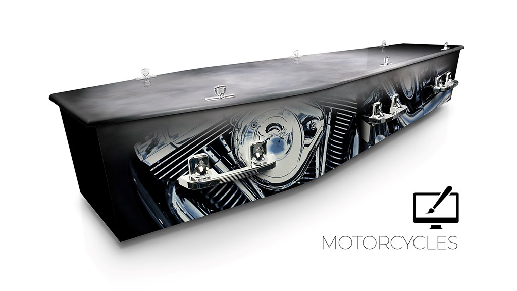 Motorcycles - Lifestyle Coffins