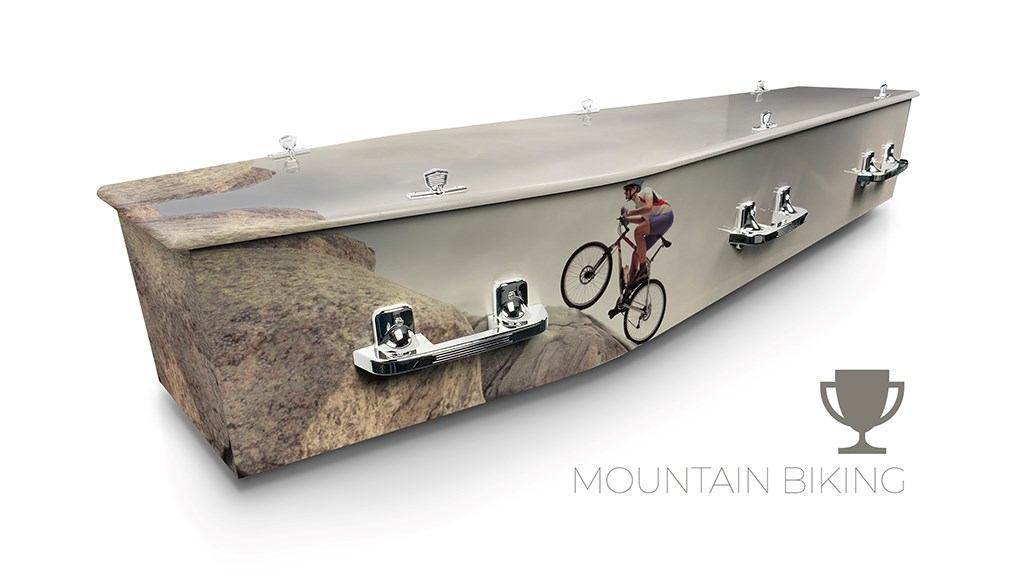 Mountain Biking - Lifestyle Coffins