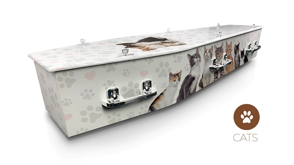 Cats - Lifestyle Coffins