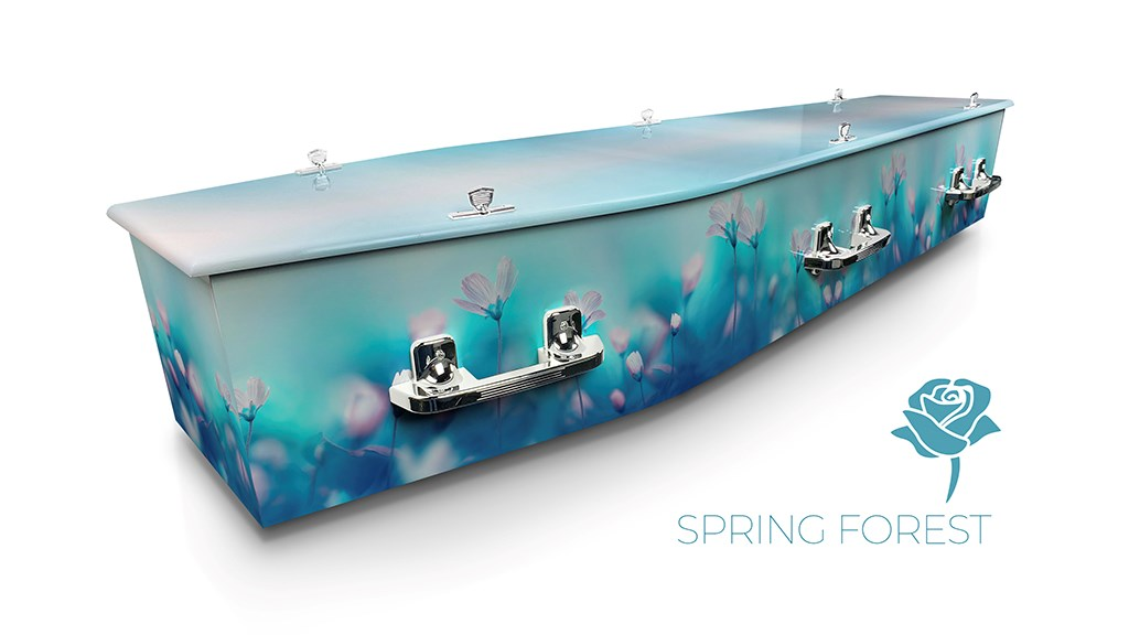 Spring Forest - Lifestyle Coffins