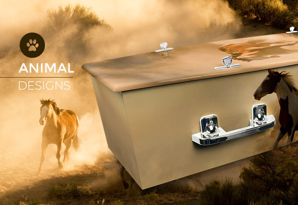 Animals Designs - Lifestyle Coffins