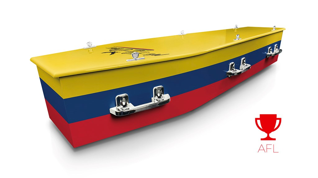 Adelaide Crows - Lifestyle Coffins