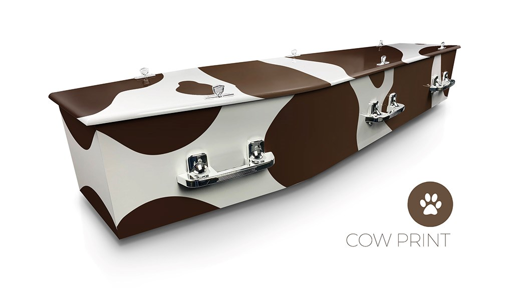 Cow Print - Lifestyle Coffins