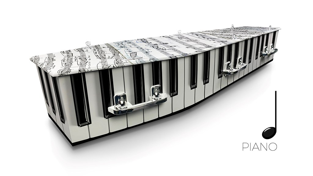 Piano - Lifestyle Coffins