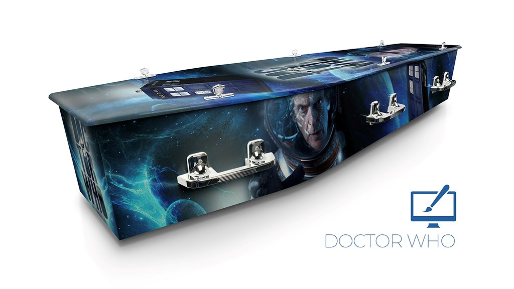 Doctor Who - Lifestyle Coffins
