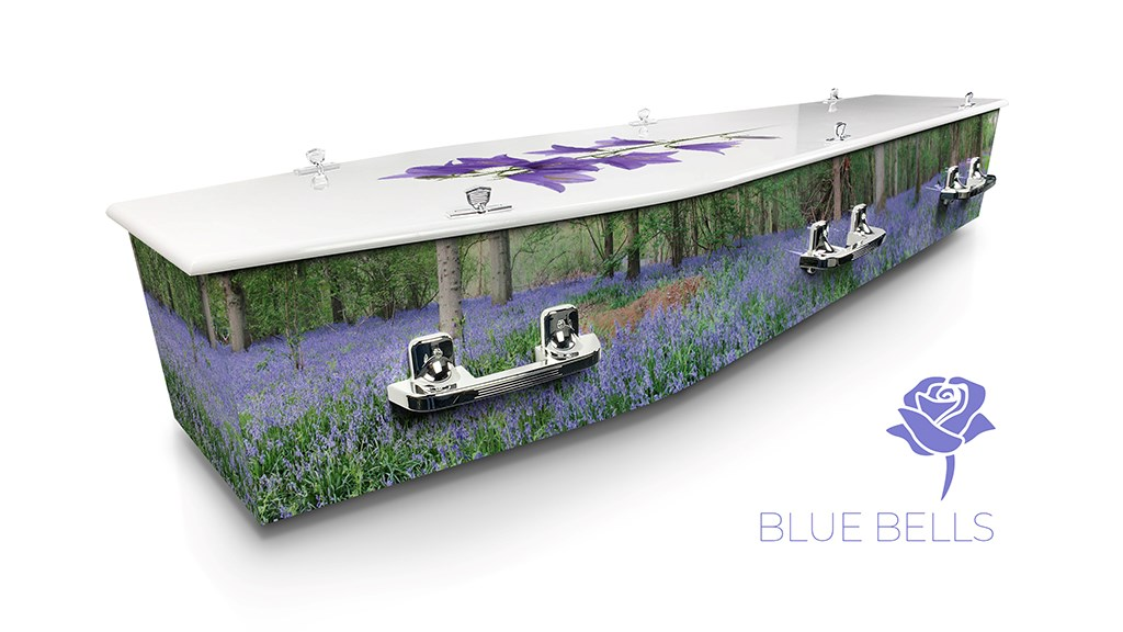 Blue Bells - Lifestyle Coffins