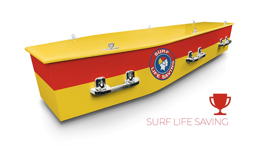 Surf Life Saving - Lifestyle Coffins