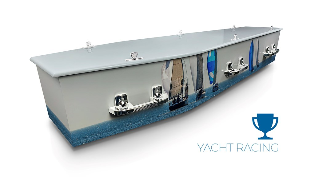 Yacht Racing - Lifestyle Coffins